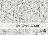 Imperial White (Granit)