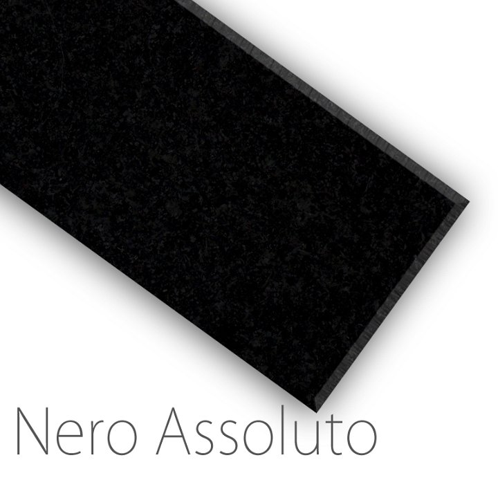 Fensterbank Nero Assoluto
