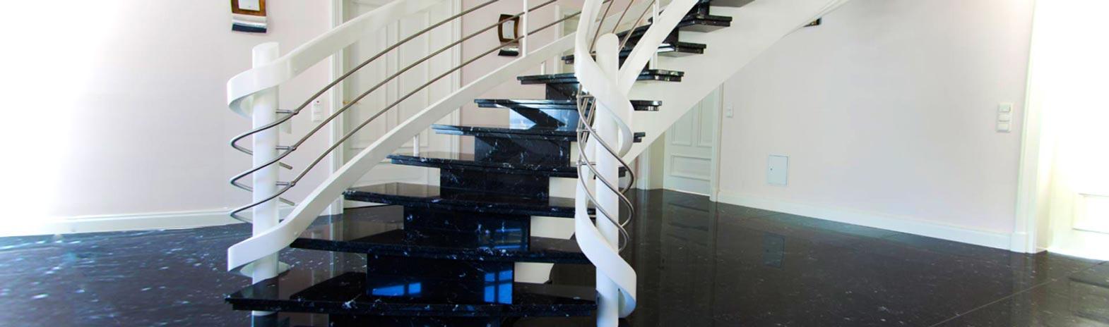 Treppe Granit Via Lattea