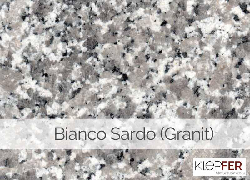Bianco Sardo (Granit)