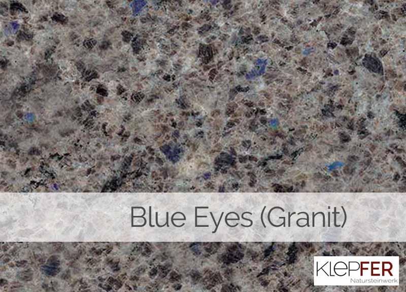 Blue Eyes (Granit)