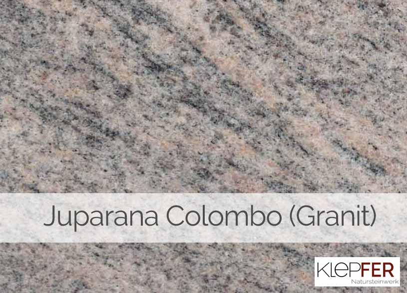Juparana Colombo (Granit)