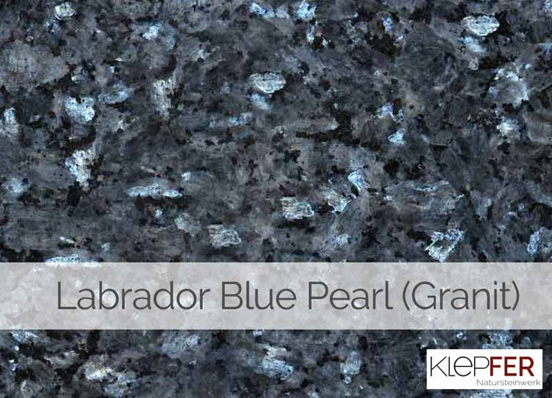 Labrador Blue Pearl (Granit)
