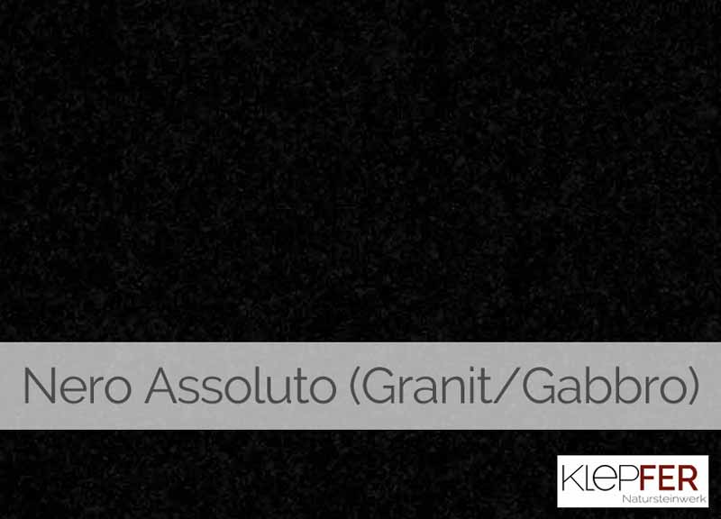 Nero Assoluto (Granit)