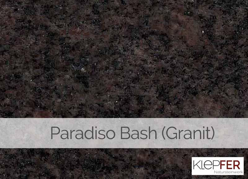 Paradiso Bash (Granit)