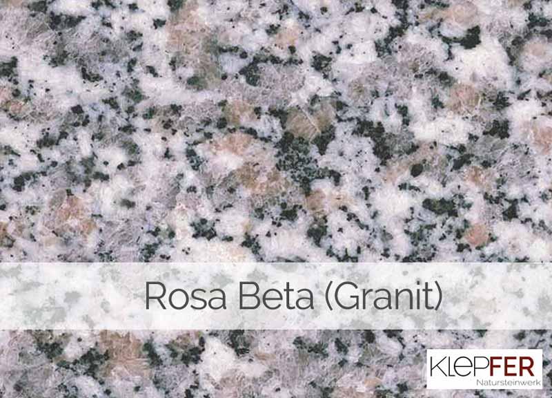 Rosa Beta (Granit)
