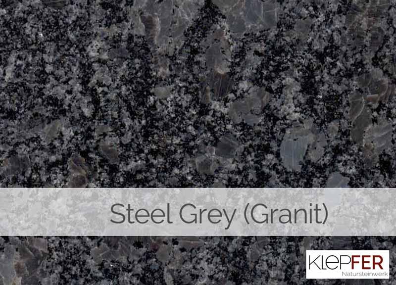 Steel Grey (Granit)