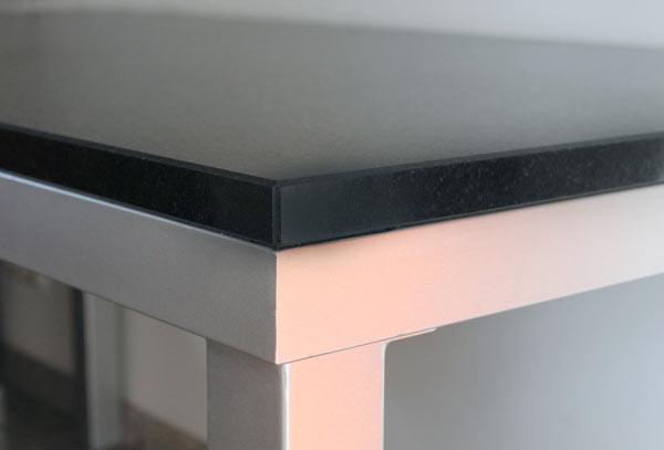 Tischplatten granit marmor klepfer natursteinwerk for Couchtische granit marmor